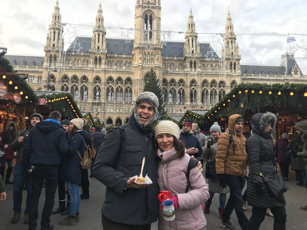 Rathaus noel pazarı