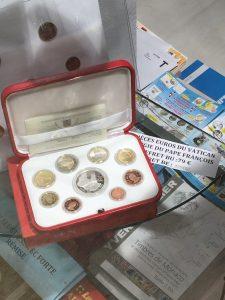monaco numizmatik
