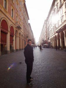 bologna sokakları
