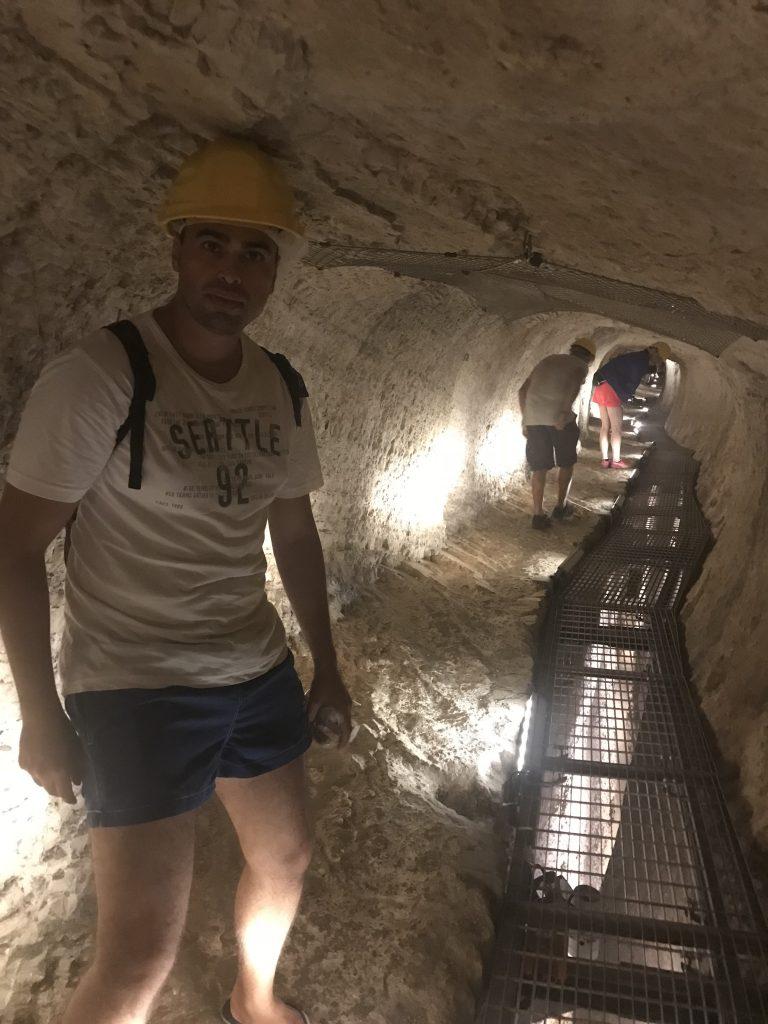 Eupalinos tüneli
