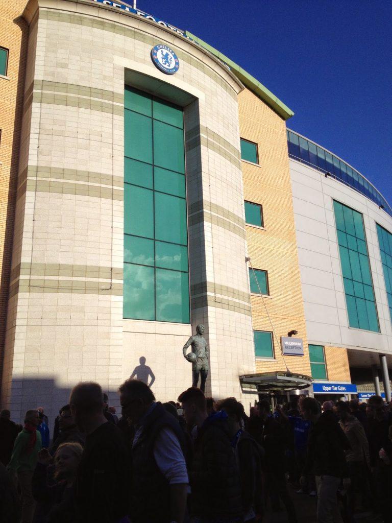 Stamford Bridge Girişi