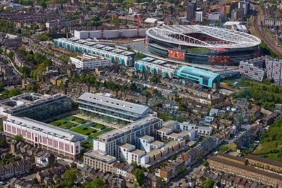 Londra Arsenal stadları