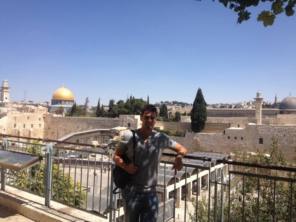 Kudüs Zion Dağı