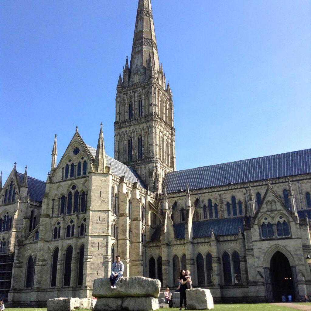 salisbury katedrali