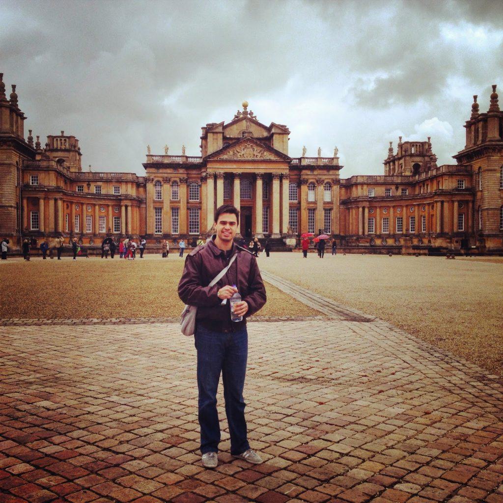 Blenheim Sarayı