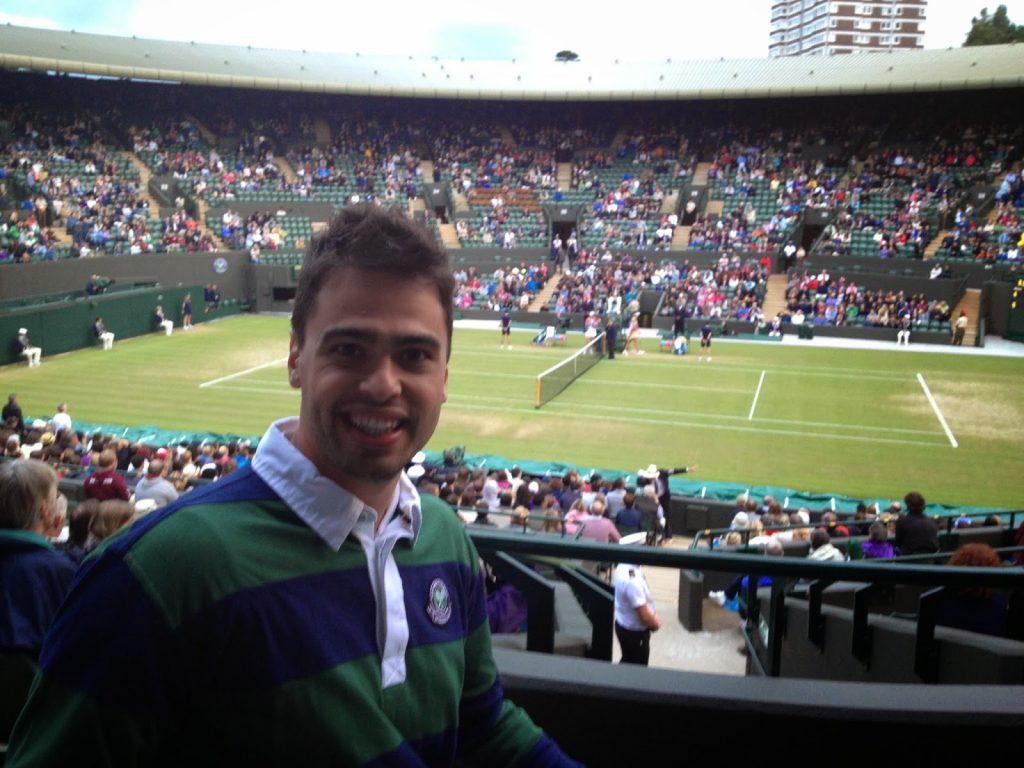 Wimbledon 1 numaralı kort