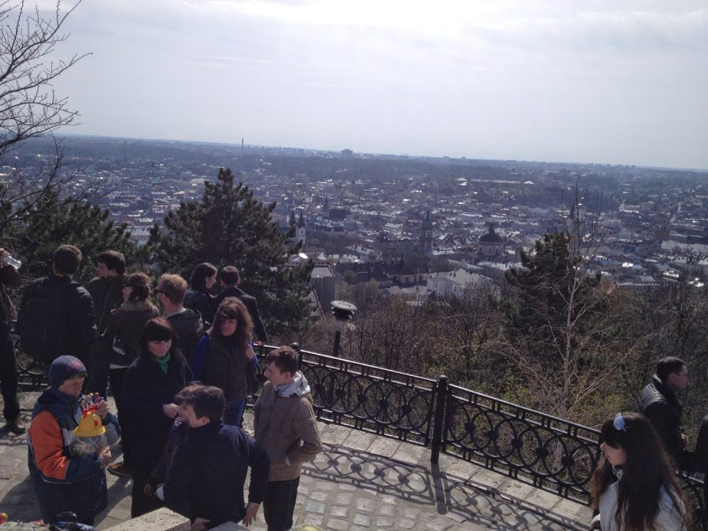 panoramik lviv